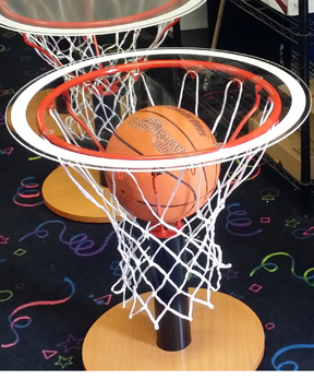 Rent Sports Pub Tables Basketball Rim Table Basketball
