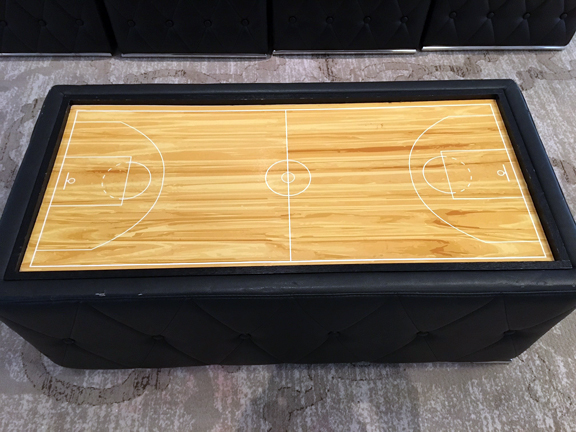 Sports Tables Great Additions To Any Themed Party