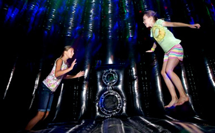 Extreme Dance Party Bounce Extreme Disco Party Bounce Moonbounce