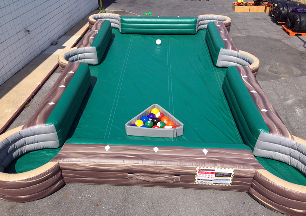 size soccer for snookball sale p table pool inflatable custom