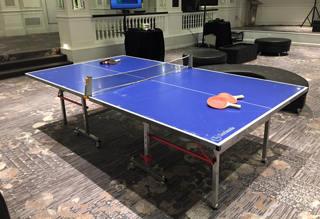 Ping Pong Table Tennis