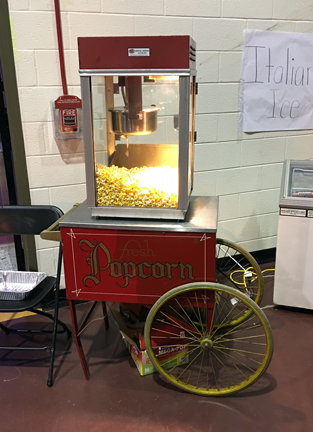 Rent Popcorn Machine Cart Rental Maryland Washington Dc